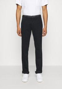 Mason's - TORINO WINTER - Chino kalhoty - navy - 0
