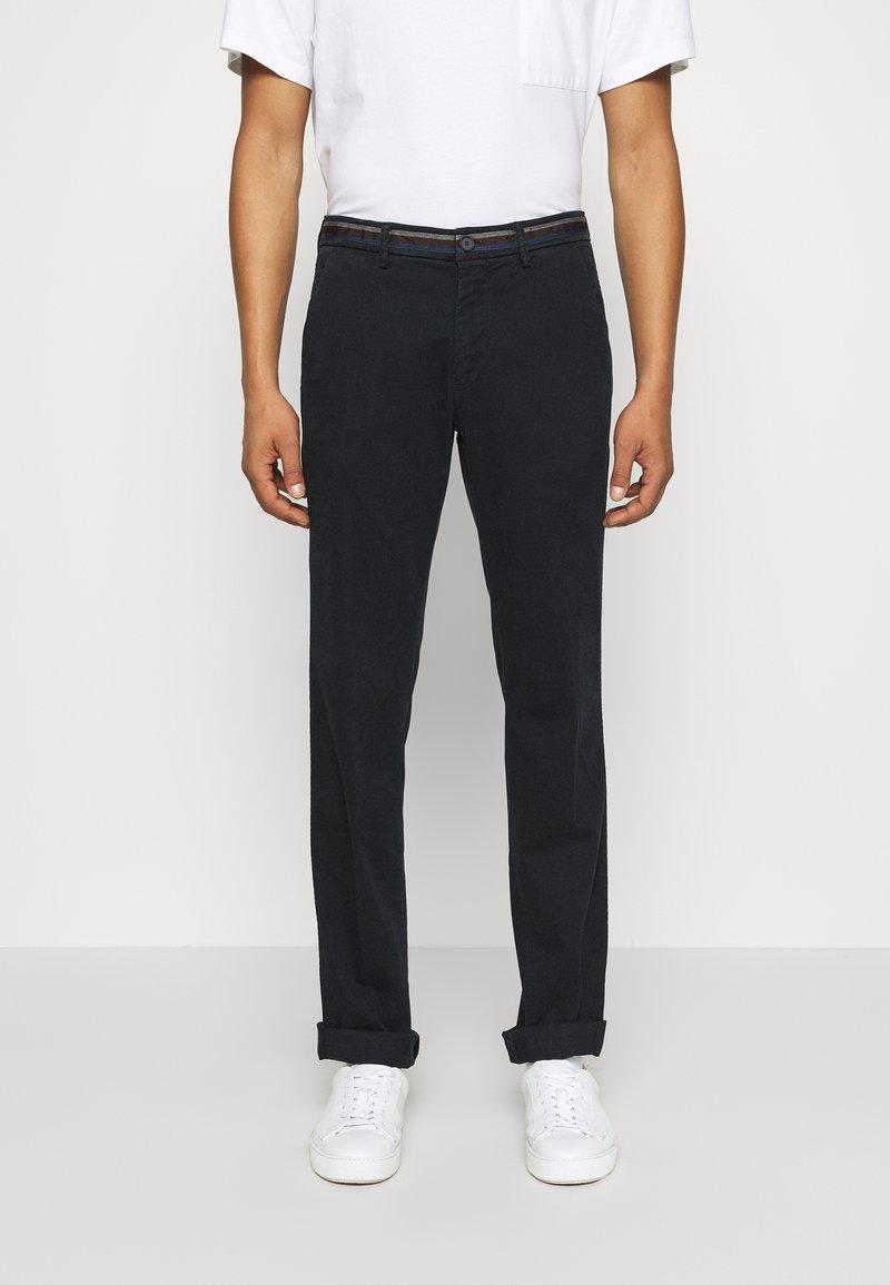 Mason's - TORINO WINTER - Chino kalhoty - navy