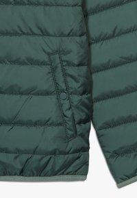 White Stuff - PUFF ME UP COAT - Lehká bunda - dark field green - 3