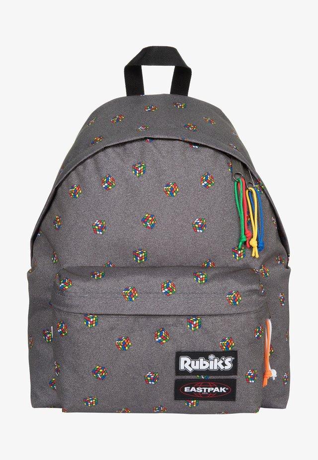 Mochila - rubik's grey