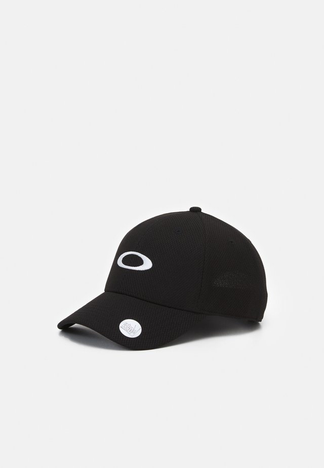 GOLF ELLIPSE HAT - Caps - jet black