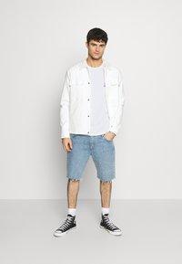 YOURTURN - UNISEX - T-shirt print - white - 1