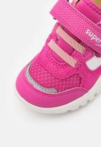 Superfit - SPORT7 MINI - Trainers - rosa/gelb - 5