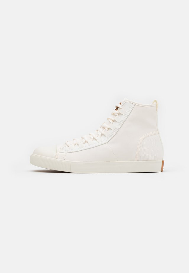 SCUBA III MID - High-top trainers - milk
