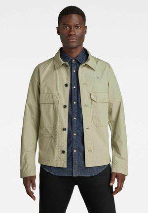 XPO WORK - Summer jacket - grege green
