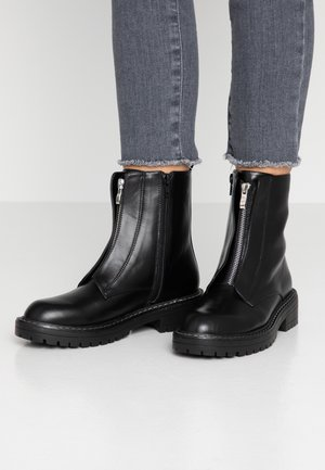 PEPA - Classic ankle boots - black