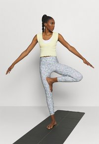 Cotton On Body - STRIKE A POSE YOGA - Leggings - mint - 1