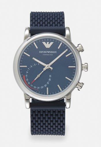 LUIGI CONNECTED - Zegarek chronograficzny - blue