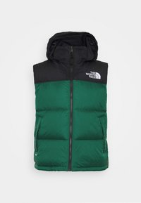 The North Face - RETRO NUPTSE VEST UNISEX - Kamizelka - evergreen - 2