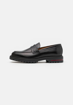 WIMBLEDON - Loafers - black