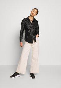 New Look - PEYTON - Hemdbluse - black - 1