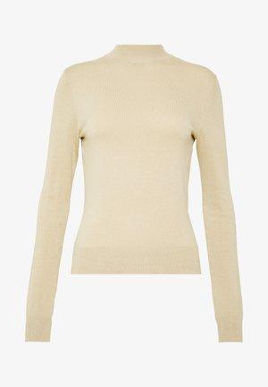 INGRID  - Jumper - beige medium dusty