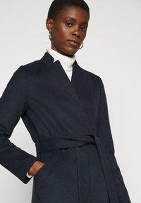 Selected Femme Tall - SLFMELLA COAT  - Classic coat - dark sapphire - 4