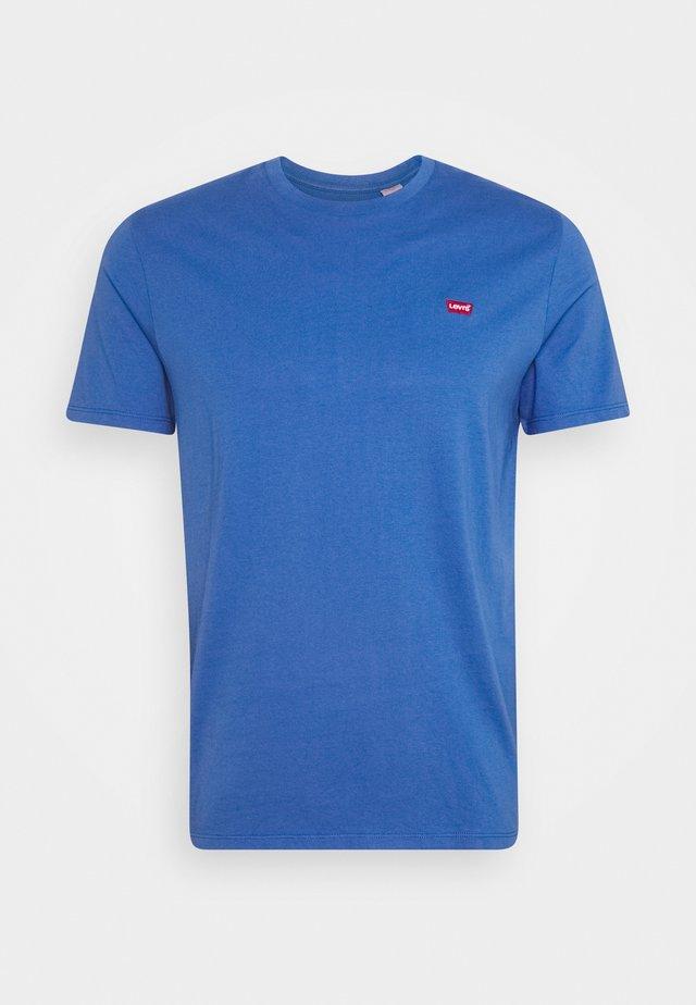 ORIGINAL TEE - T-shirt - bas - blues