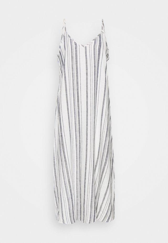 Sukienka letnia - blue/white