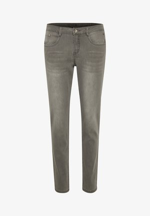 CRLONE  - COCO - Straight leg jeans - grey denim