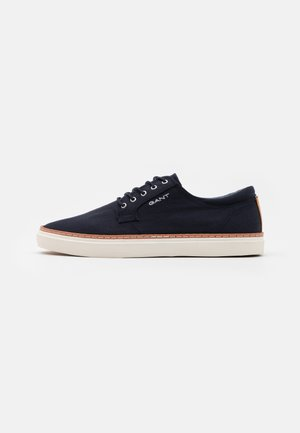 PREPVILLE LACE SHOES - Sneaker low - marine