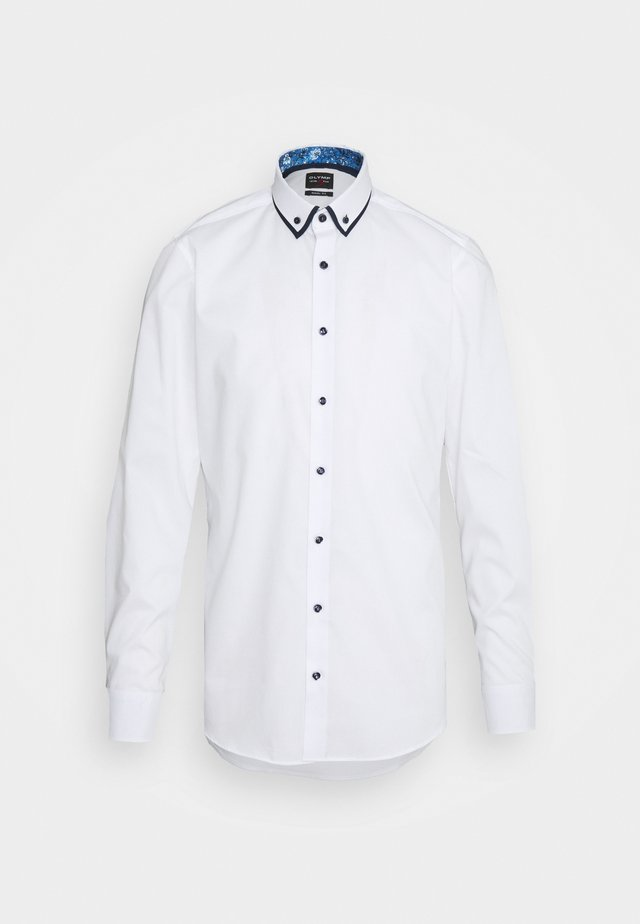 Chemise classique - weiss