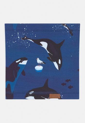 LOOP PLAYFUL ORCAS UNISEX - Snood - blue