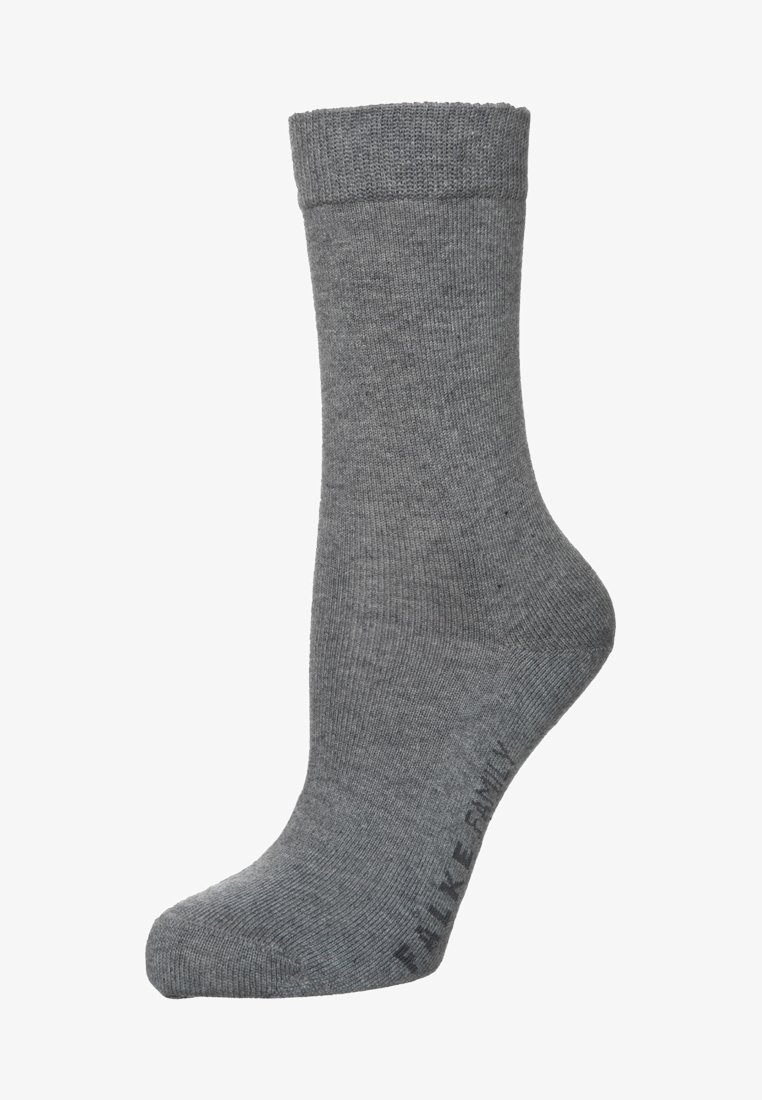 FALKE - FAMILY - Socks - greymix
