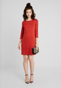 Vila - VITINNY - Day dress - ketchup - 1