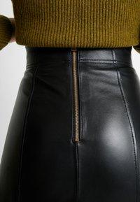 Alice McCall - SWEET - Áčková sukně - black - 5