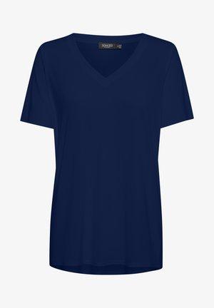 COLUMBINE - Camiseta básica - navy
