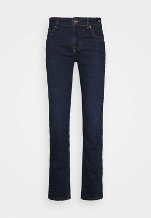 MITCH - Straight leg -farkut - dark blue