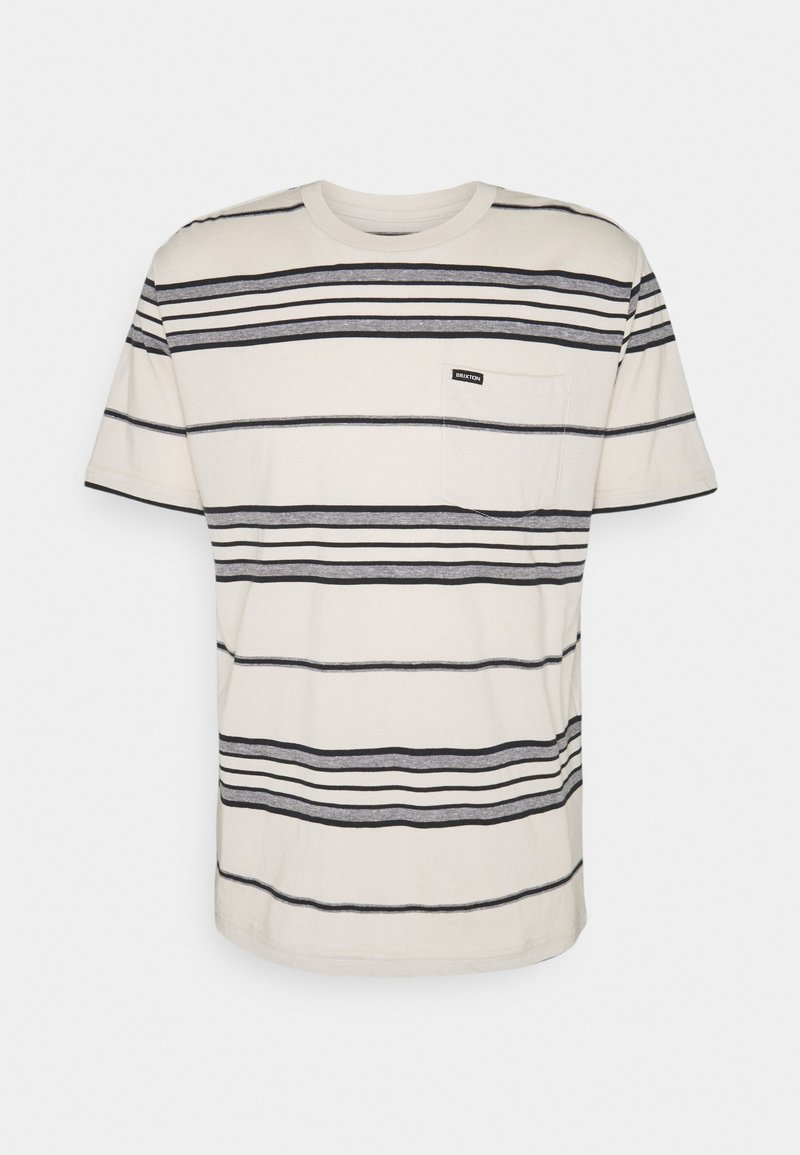 Brixton - HILT  - Print T-shirt - beige