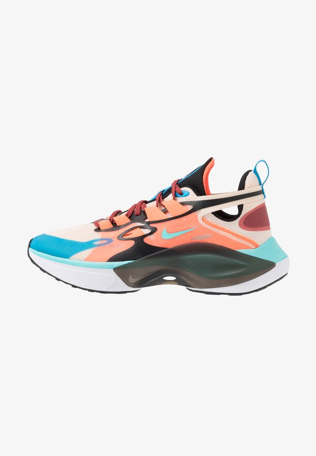 SIGNAL D/MS/X - Trainers - guava ice/light aqua/hyper crimson/blue hero/cedar/black