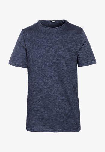 ONSALBERT LIFE NEW TEE - T-shirt basic - dark navy