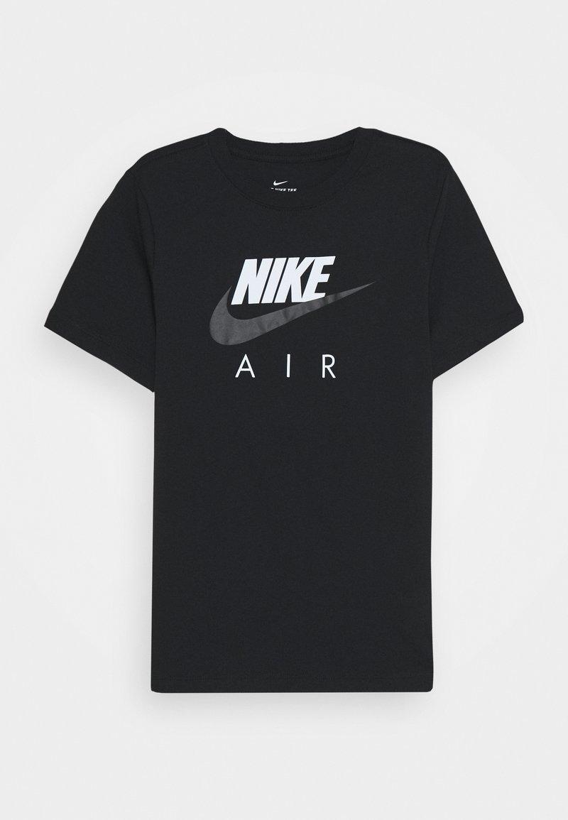 Nike Sportswear - AIR - Triko spotiskem - black