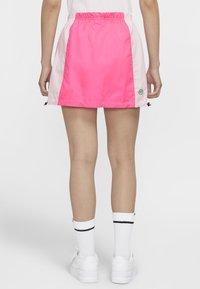 Nike Sportswear - Áčková sukně - hyper pink/pink foam - 4