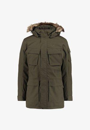 GLACIER CANYON - Winter coat - green