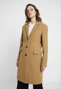 Calvin Klein - ESSENTIAL - Classic coat - beige - 0