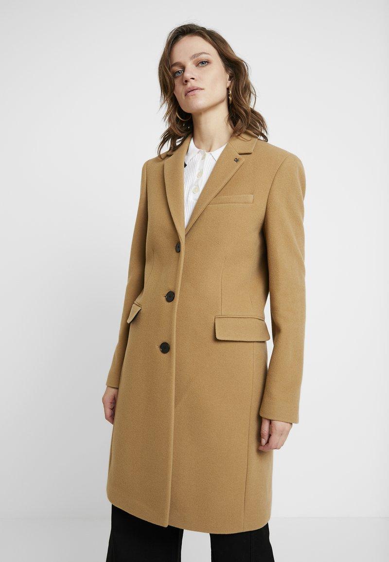 Calvin Klein - ESSENTIAL - Classic coat - beige