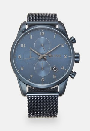 SKYMASTER - Chronograph watch - blue