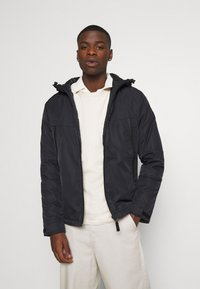Jack & Jones - JCOBEATLE JACKET - Light jacket - black - 0