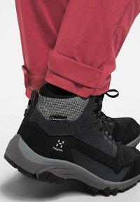 Haglöfs - LITE  FLEX PANT - Outdoor trousers - brick red - 3
