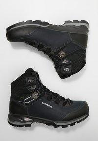 Lowa - LADY LIGHT GTX - Walking boots - blue - 1