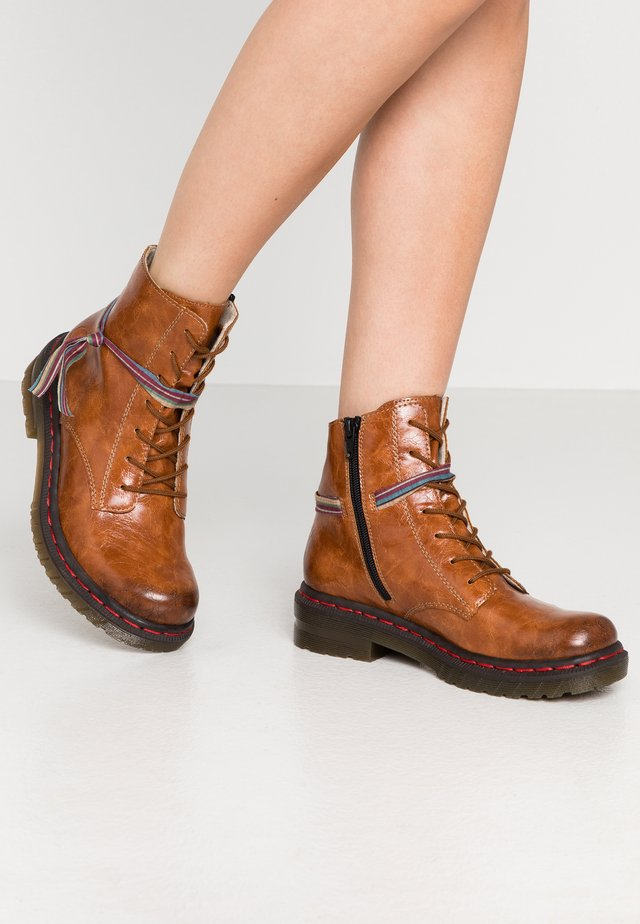 Ankle boots - nuss