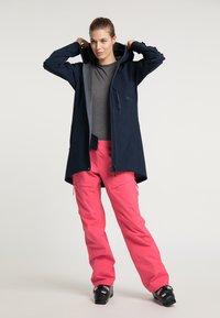 PYUA - Trousers - grapefruit pink - 1