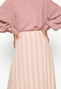 Won Hundred - CAROL - A-line skirt - coral cloud - 4