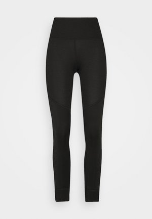STUDIO HIGH WAIST 7/8 - Punčochy - black