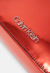Calvin Klein - CAMERABAG - Across body bag - red - 3