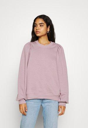 MARICIA  - Sweatshirt - purple
