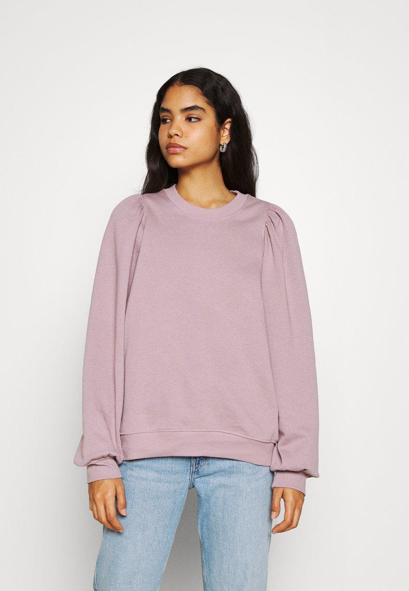Monki - Sweatshirt - purple