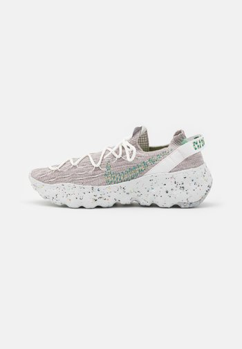 SPACE HIPPIE - Trainers - summit white/mean green/photon dust