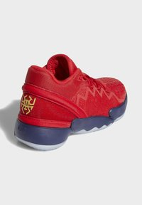 adidas Performance - D.O.N. ISSUE #2 BASKETBALLSCHUH - Basketball shoes - red - 2