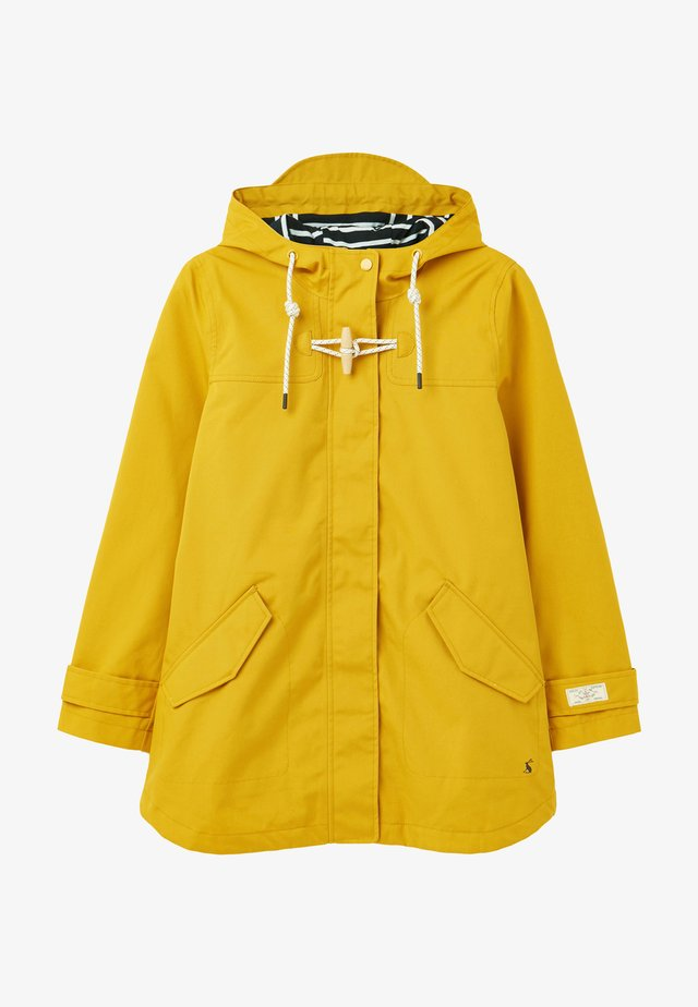 Parka - antik gold